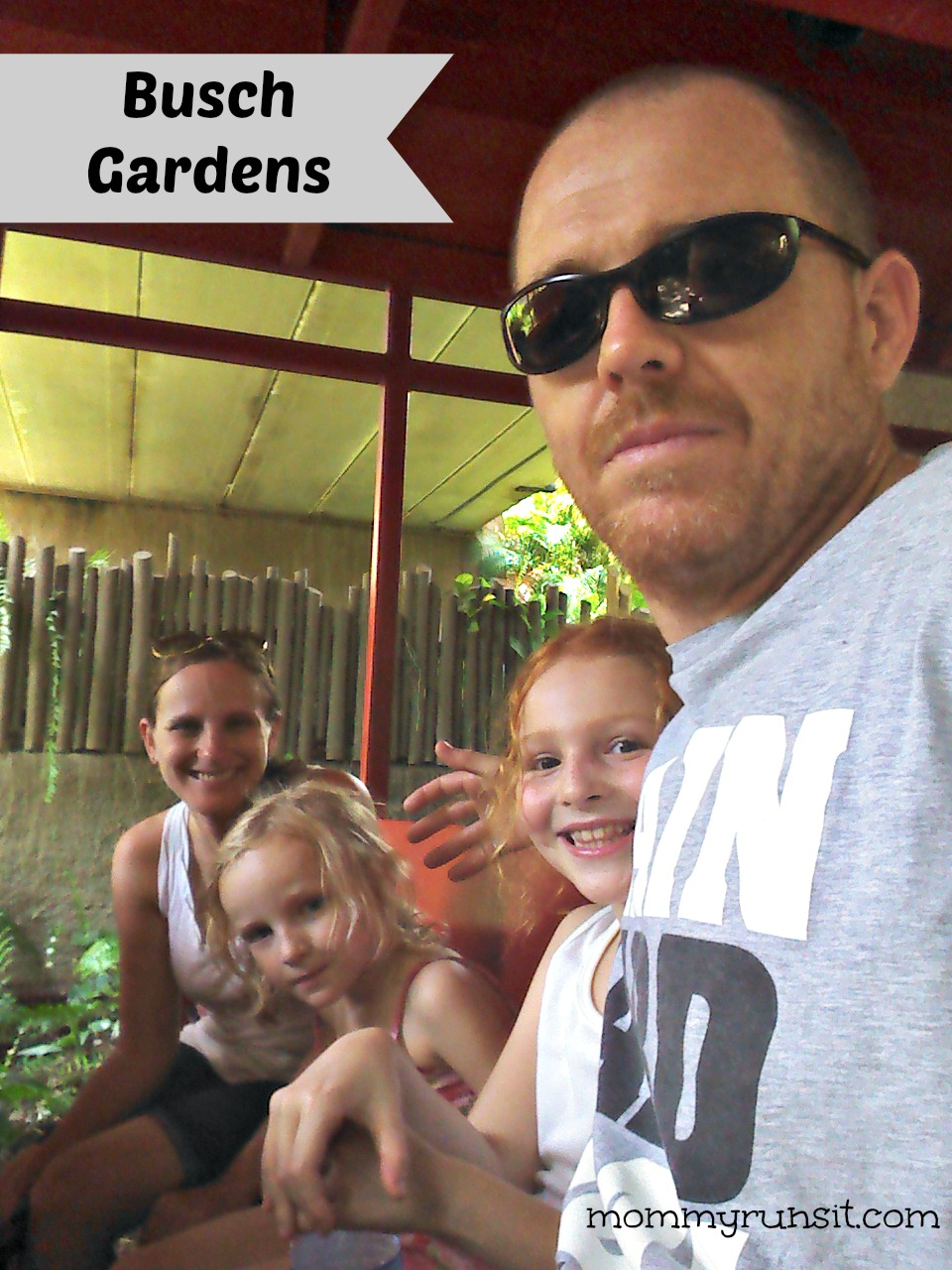 Visiting Theme Parks with Kids |Busch Gardens | Mommy Runs It #travel