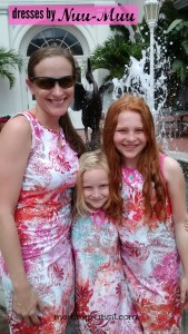Mom + Mini Dresses from Nuu-Muu (Plus Giveaway!!!)