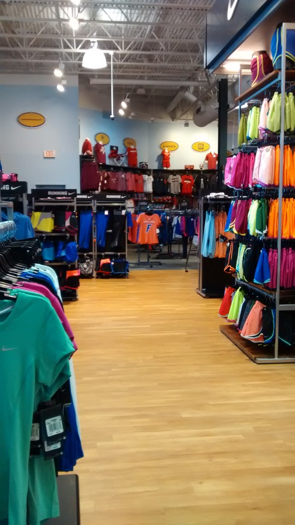 Shopping WITHOUT Kids at DICK's Sporting Goods