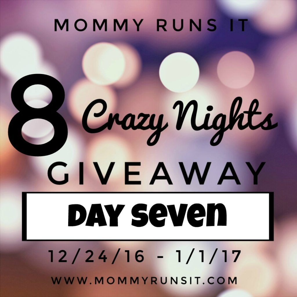 8 Crazy Nights of Giveaways: Day Seven